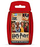 Winning Moves GmbH win62813 No Top Trumps: Harry Potter y el Cáliz de Fuego, Juego