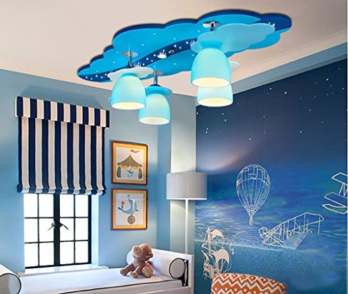 Lily's-uk Love Galaxy Star Modélisation Cartoon Chambre Lights LED Protection des yeux Enfants Chambre Lumières Cute Room Lighting
