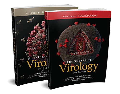 Principles of Virology, Multi-Volume (ASM Books)