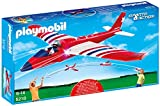 Playmobil Aire Libre - Sports & Action Planeador con Estrellas y Luces LED Circuitos y playsets para Coches de jugete, Color Multicolor (Playmobil 5218)