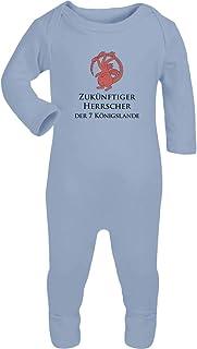 Shirtgeil GOT - Zukünftiger Herrscher der 7 Königslande Baby Strampler Strampelanzug