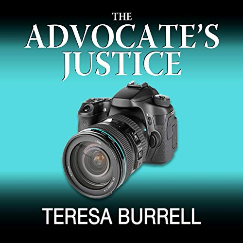 The Advocate's Justice audiobook cover art