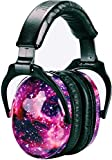ZOHAN 030 Kids Ear Defenders, [Upgraded] Hearing Protection for ChildrenhaveSensoryIssues, Noise Reduction Safety Earmuffs for Toddler with Autism, Ideal for Fireworks, Concerts, Cinema - Nebula