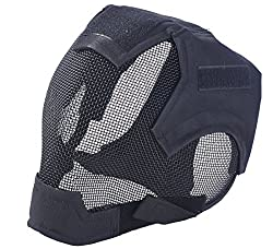 Outgeek Airsoft Full Face Mask
