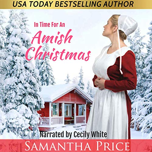 In Time for an Amish Christmas audiobook cover art