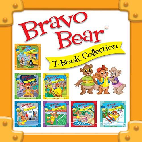 Bravo Bear, Package A Audiobook By Christian Hainsworth cover art