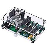 Asdomo Bravo Audio V3 6922EH Tube Headphone Amplifier Amp 3 Band EQ Equalizer with Stereo RCA/ 3.5mm/ 6.35mm Jacks