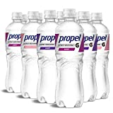 Propel, 3 Flavor Variety Pack, Zero Calorie Water Beverage with Electrolytes & Vitamins C&E, 24 Fl Oz/bottle , Pack of 12