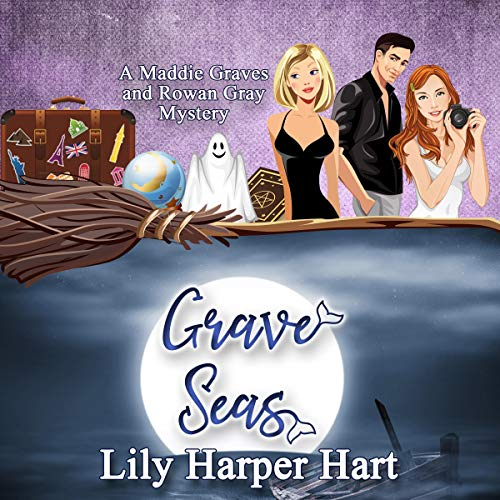 Couverture de Grave Seas: A Maddie Graves and Rowan Gray Mystery