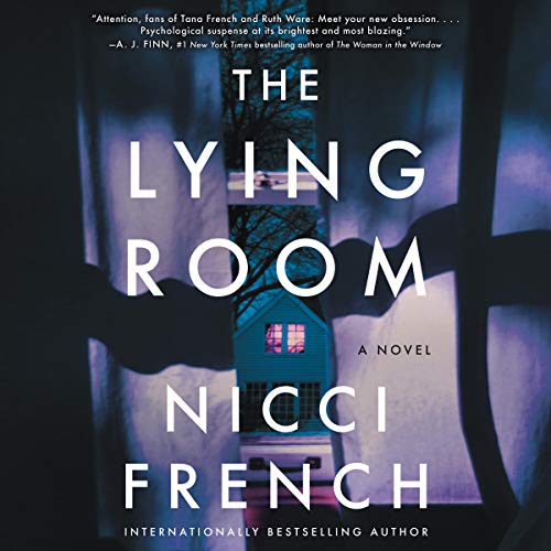 The Lying Room Audiobook By Nicci French cover art