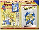 Simpsons Comic-Kollektion  Bd. 1  Die ultimative N