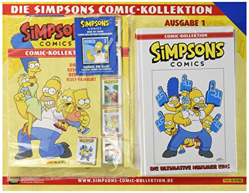 Simpsons Comic-Kollektion: Bd. 1: Die ultimative Nummer eins
