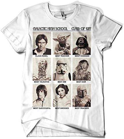 Camisetas La Colmena 017- Galactic High School