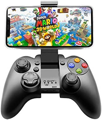 Android Game Controller Mobile Game Controller Wireless Bluetooth Joystick Video Games Controller product image