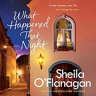 What Happened That Night                   By:                                                                                                                                 Sheila O'Flanagan                               Narrated by:                                                                                                                                 Aoife McMahon                      Length: 13 hrs and 8 mins     3 ratings     Overall 4.3
