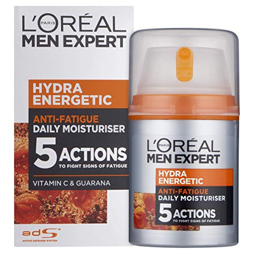 L'Oréal Paris Men Expert Hydra Energetic Anti-Fatigue Moisturiser, 50ml