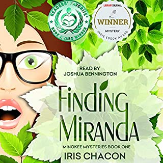 Finding Miranda audiobook cover art