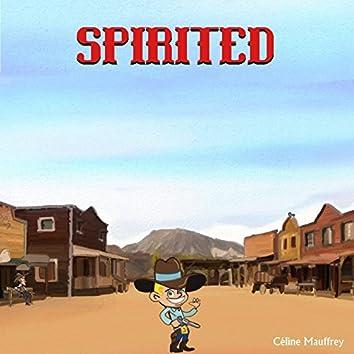 Spirited (Radio Edit)