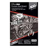 Ultra Pro Comic Series Current Boards 1 Pack 6.75 x 10.5 24pt (100 Total) - 80250