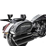 Victory Motorcycles New OEM Octane Saddlebags, Black, 2880246...