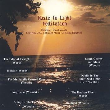 Music to Light Meditation