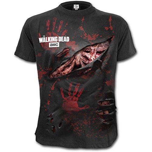 Le T-shirt infecté The Walking Dead
