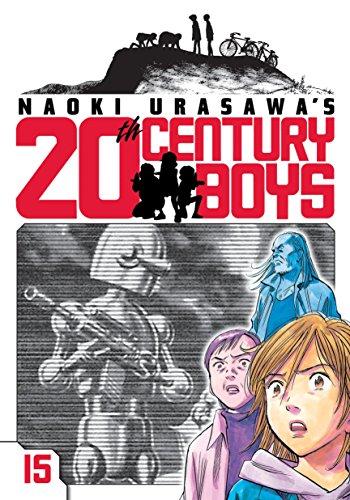 Naoki Urasawa's 20th Century Boys, Volume 15: Expo Hurray