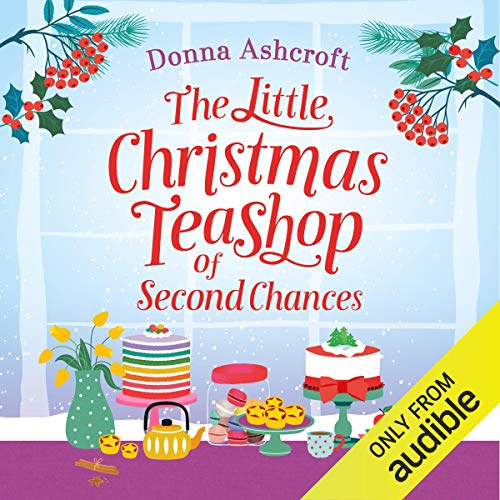 The Little Christmas Teashop of Second Chances cover art