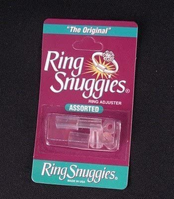 Ring Snuggies ~ Sizer Assorted Sizes Max 67% OFF Six Adjuster Finally resale start of Pe Set