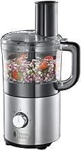 Russell Hobbs Compact Home Mini Keukenmachine/ Food Processor, Ruimtebesparend, Variabele Instellingen, Veelzijdig, Zuini...