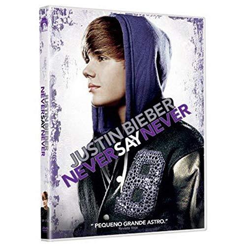 DVD - Justin Bieber - Never Say Never