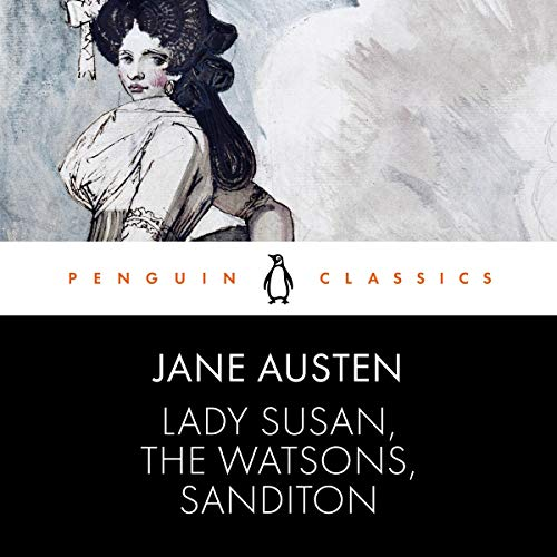 Couverture de Lady Susan, The Watsons, Sanditon