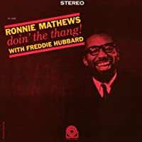 Doin' The Thang! by Ronnie Mathews
