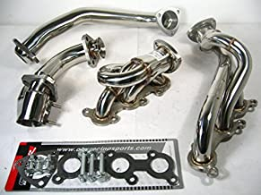 OBX Performance Racing Exhaust Manifold Header 95-98 Toyota T-100 3.4L 6 Cyl T100