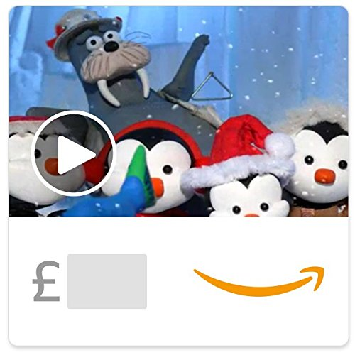 Penguin Christmas Jazz (Animated) - Amazon.co.uk eGift...