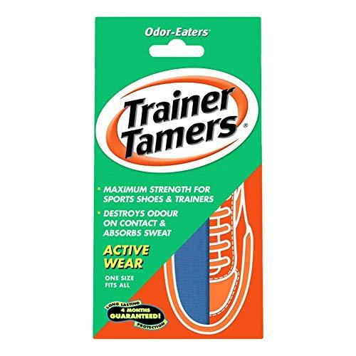dor-Eaters Trainer Tamers, geruchshemmend, super starke Einlegesohlen, für aktives Tragen Trainer Tamers 6 Pairs