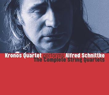 Alfred Schnittke (Complete Works for String Quartet)