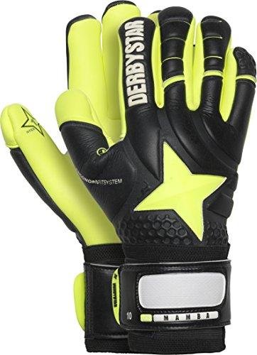 Derbystar Mamba, 10, schwarz gelb, 2671100000