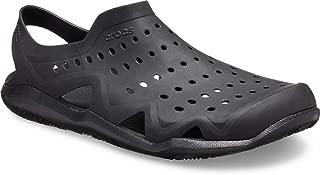 Crocs Mens - Swiftwater Wave M Black Size: