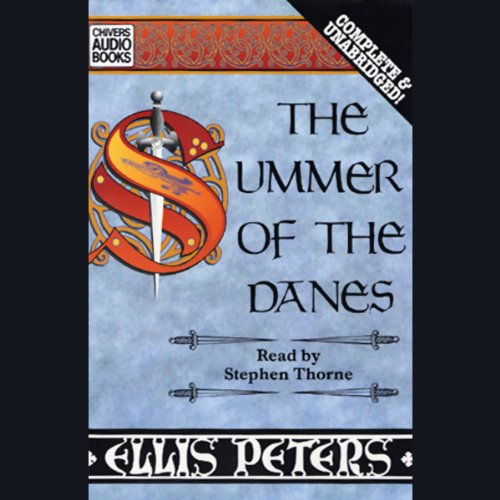 The Summer of the Danes cover art