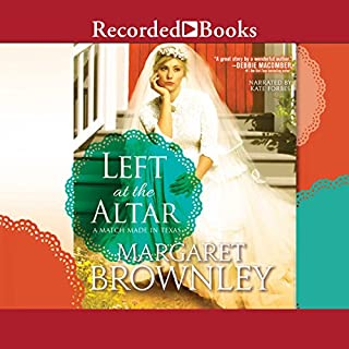 Left at the Altar audiobook cover art