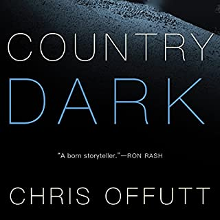 Country Dark audiobook cover art