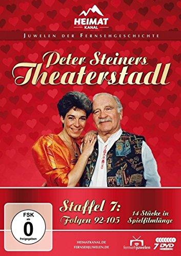 Peter Steiners Theaterstadl - Staffel 7: Folgen 92-105 [7 DVDs]