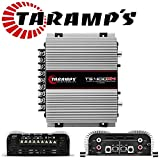 Taramp's TS 400X4 2 Ohms 4 Channel with Four 6.5 inch Speakers Pro Audio Amplifier Install Kit