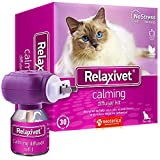 ✅100% DE-STRESS FORMULA: Our calming diffuser refill & plug-in is one of the best anti-stress diffusers for cats that helps to reduce anxiety. A solution to decrease fighting between cats and allow them to live in harmony ✅ DRUG-FREE: The diffuser em...