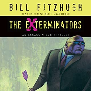 The Exterminators audiobook cover art