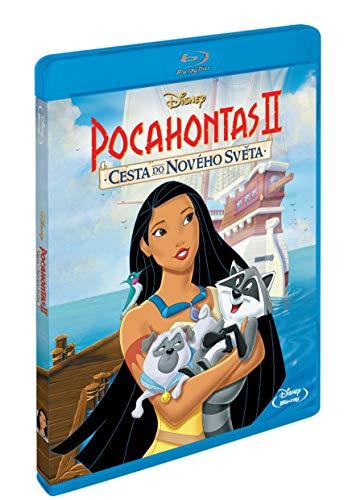Pocahontas 2: Cesta Do Noveho Sveta BD (Pocahontas 2: Journey To A New World)