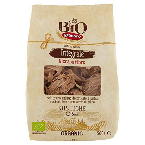 Bio granoro Tagliatelle Rustiche Integrali - 30 g