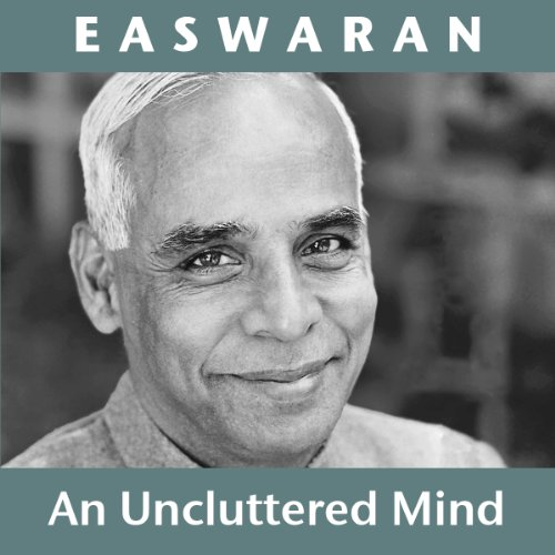 An Uncluttered Mind audiobook cover art