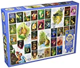 Cobblehill 85045 500 pc Nancy Drew Mysteries Puzzle, Various